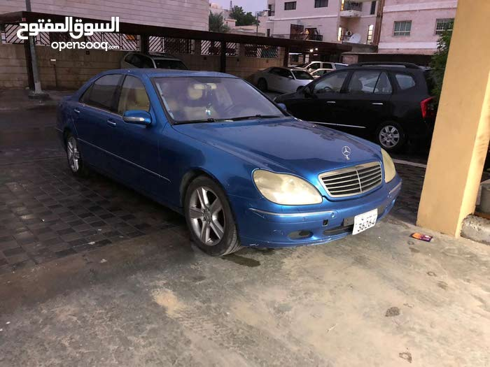 Used condition Mercedes Benz S 320 2002 with 130,000 - 139,999 km mileage