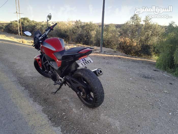 Buy a Honda motorbike made in 2014