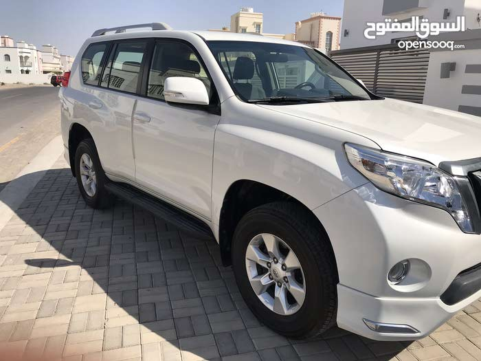 Used condition Toyota Prado 2011 with 0 km mileage