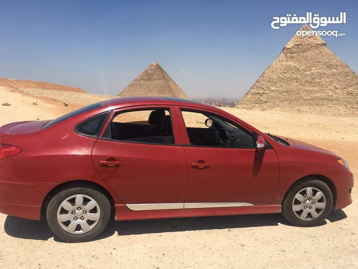 Rent a 2019 car - Giza