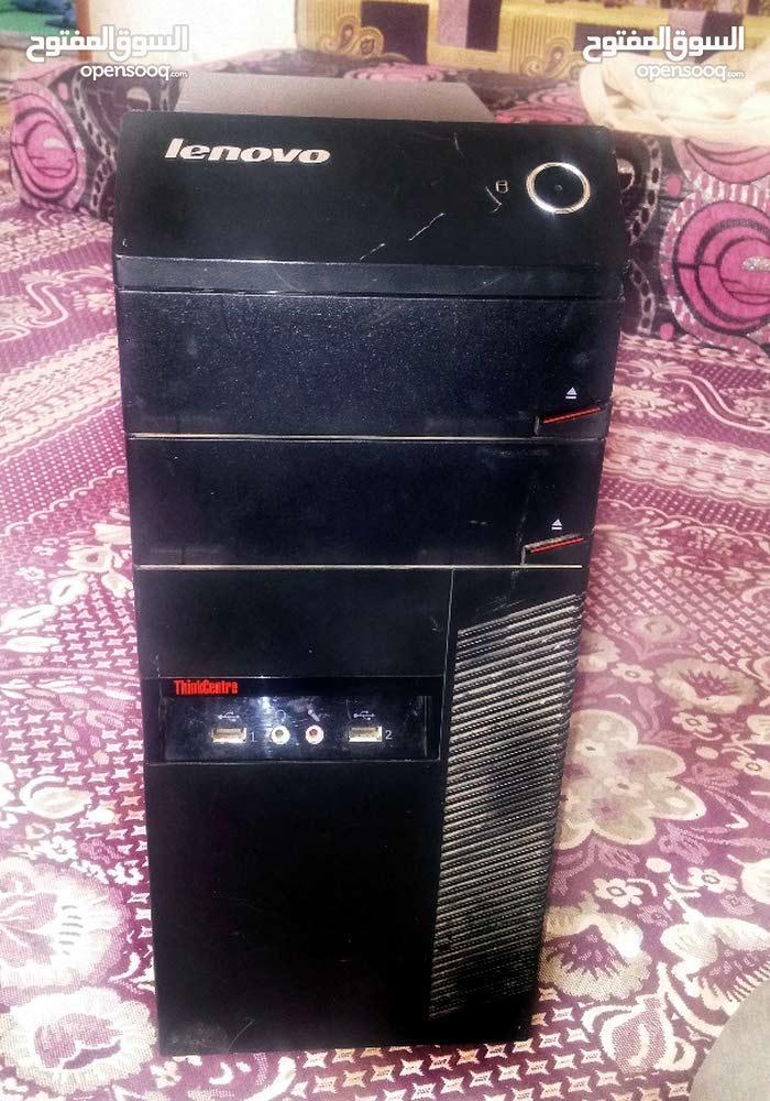 كمبيوتر مكتبي core 2 duol مستخدم نظيف