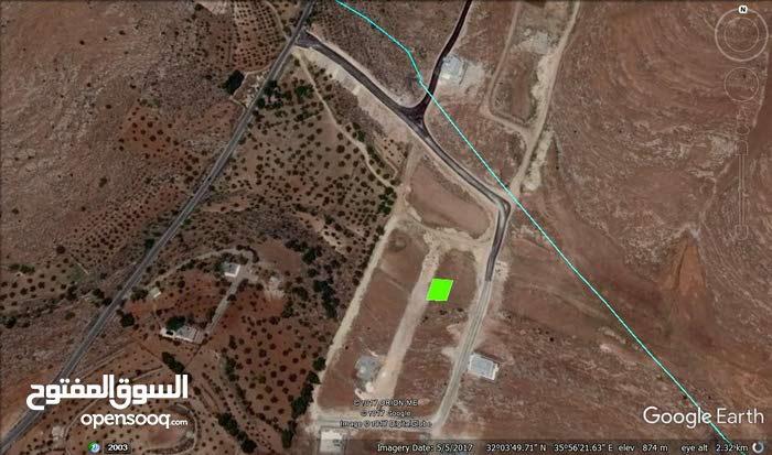 ارض 500م للبيع في شفابدران حوض المكمان