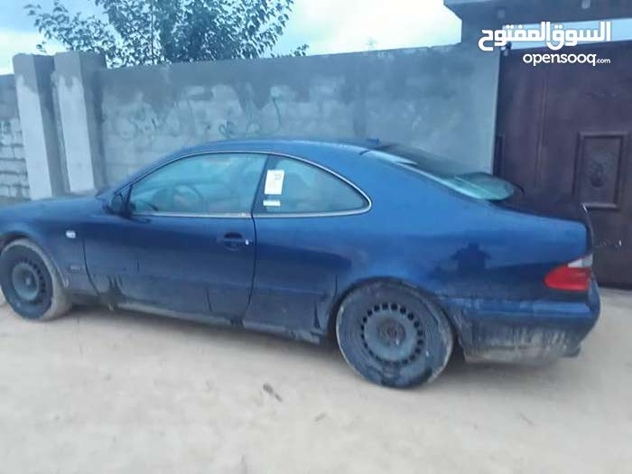 Mercedes Benz CLK 320 car is available for sale, the car is in Used condition