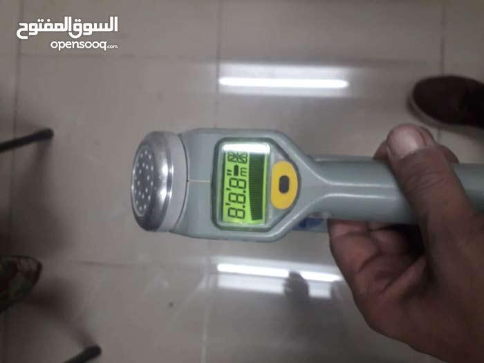 جهاز كشف الترددات و الضغط الكهربائي