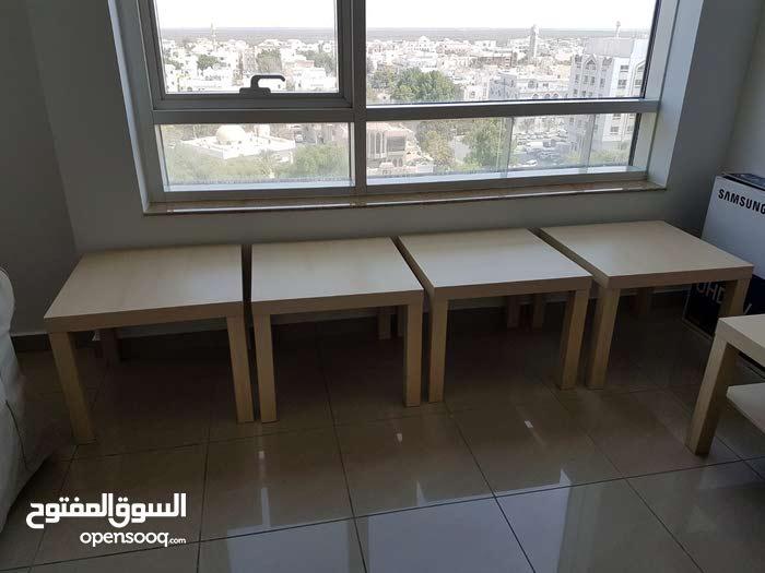 IKEA 4 side tables -0501405131