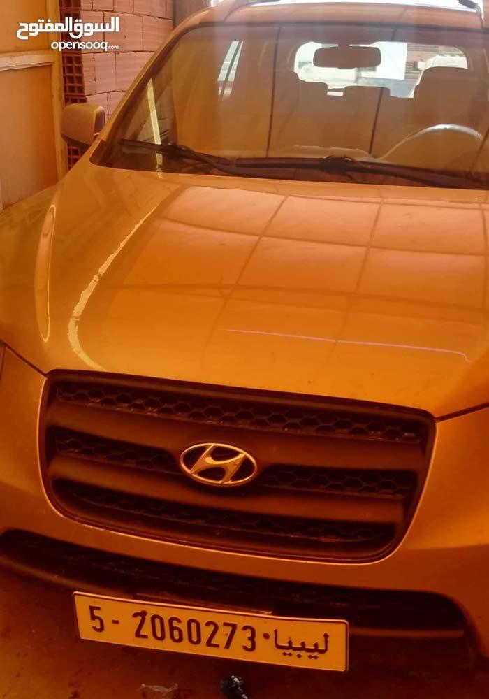 هونداي سنتافي2008بحالة جيدة للبيع