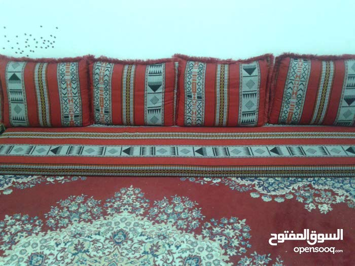 For sale Sofas - Sitting Rooms - Entrances that's condition is Used - Muscat