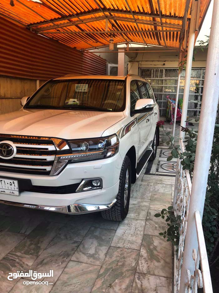 New 2017 Toyota Land Cruiser For Sale At Best Price 93800035