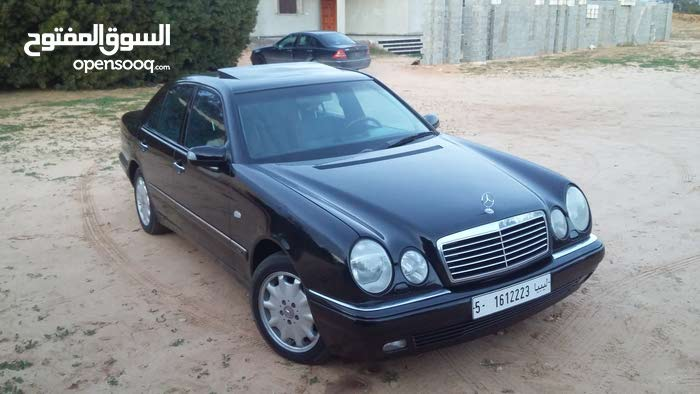 Mercedes Benz E 320 1999 - Automatic