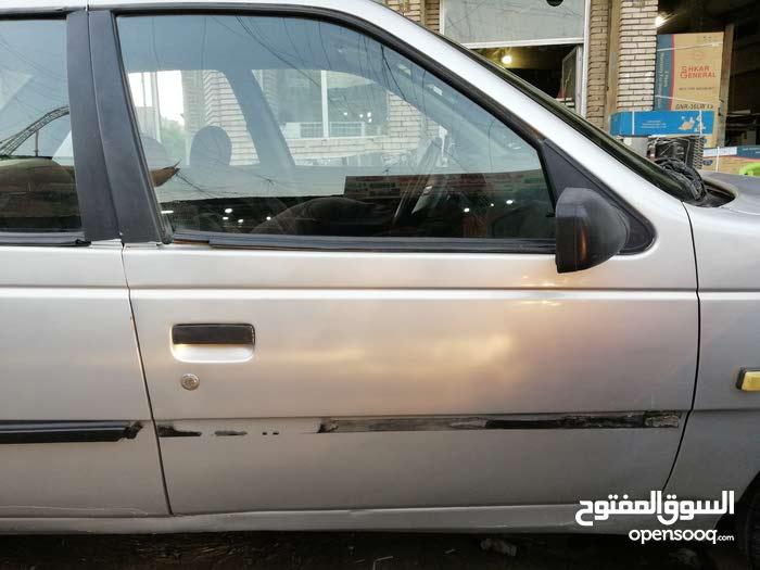 Peugeot 104 in Baghdad