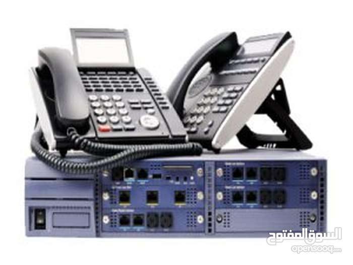 فنىين بدالات الهاتف والبسنترالات متخصصيين فى تركيب وبرمجة و تصليح بدالة الهاتف -خبرة 20 سنة