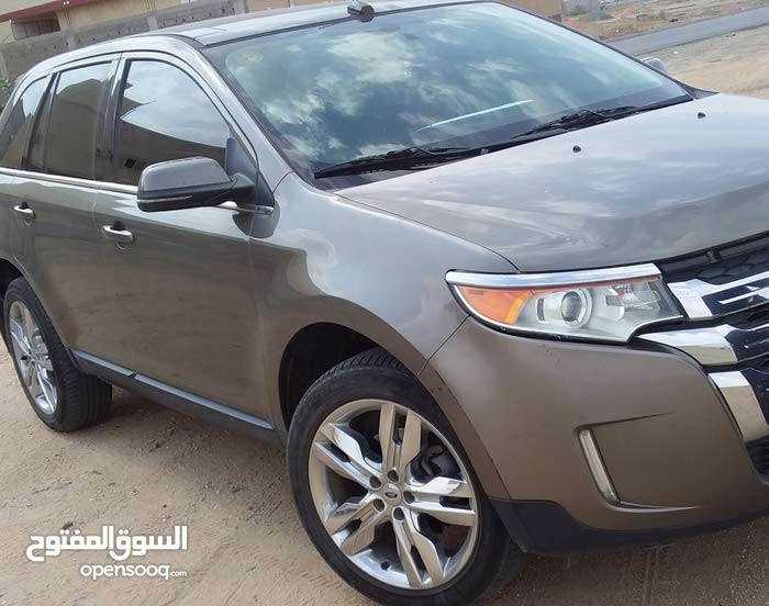 Available for sale! +200,000 km mileage Ford Edge 2012