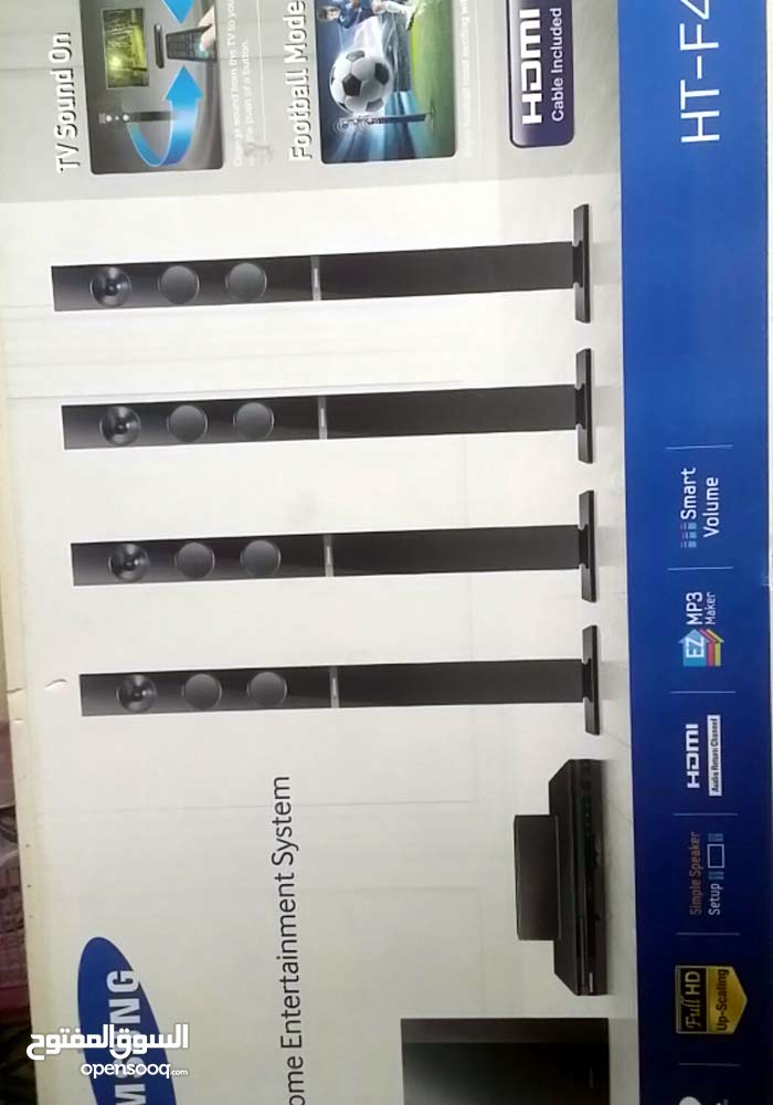 Samsung (HT-F456k) entertainment system