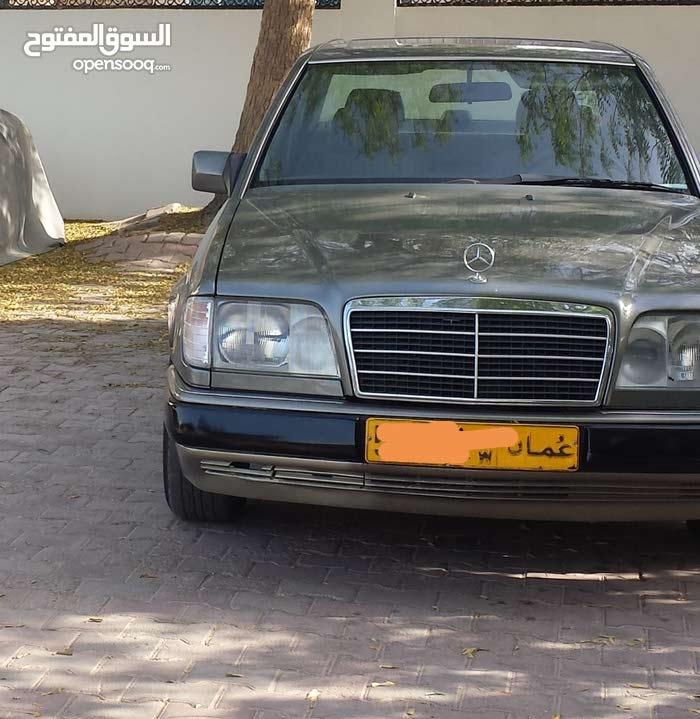 مرسيدس e300 classic موديل 1991