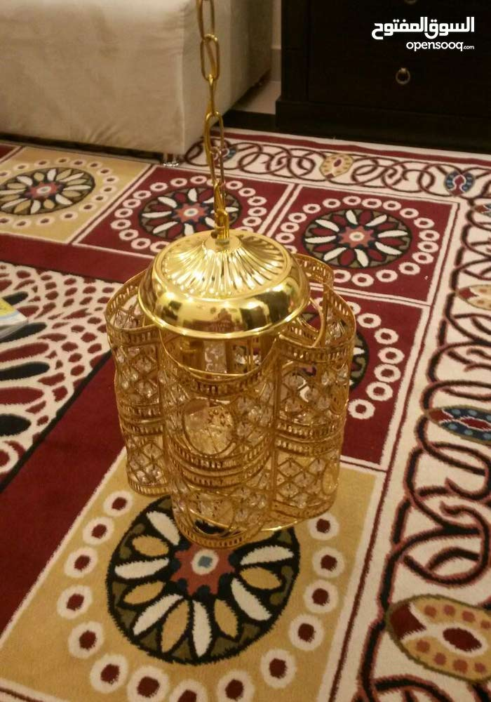 Lighting - Chandeliers - Table Lamps in Used condition for sale
