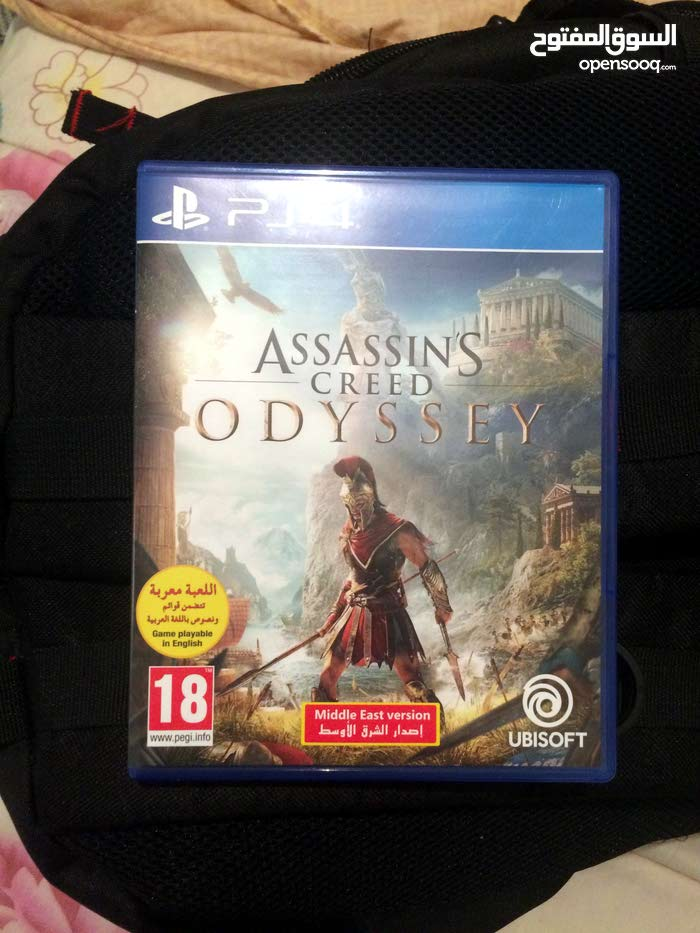 assassin's creed odyssey ps4 مترجمه عربي