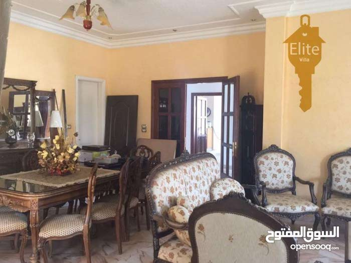 Marj El Hamam neighborhood Amman city - 420 sqm house for sale