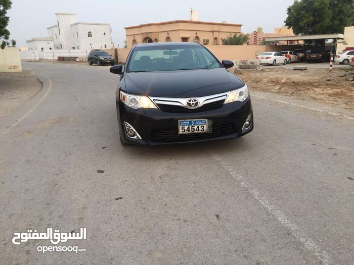 For sale 2014 Green Camry