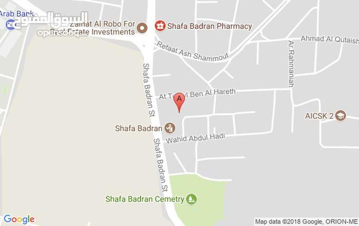 Second Floor  apartment for rent with 4 rooms - Amman city Shafa Badran