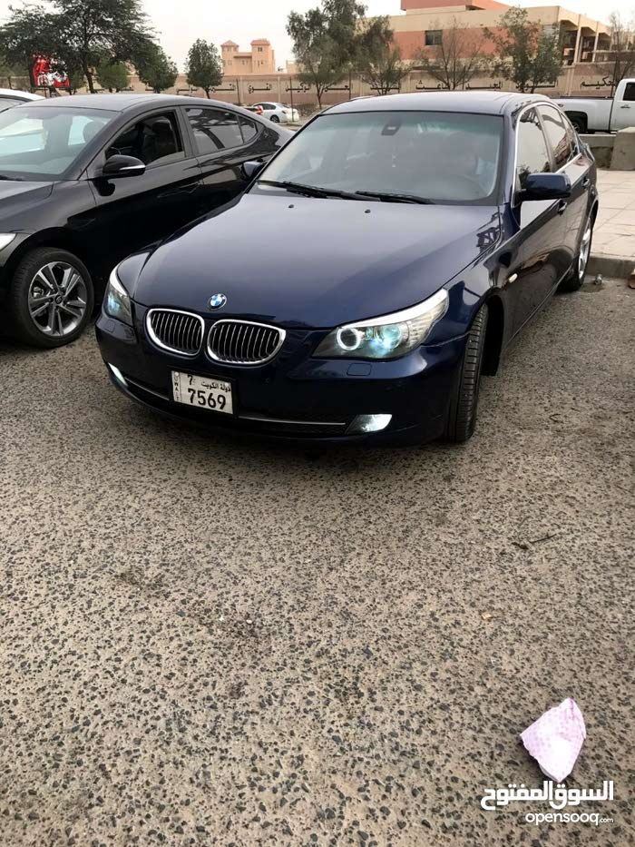 Automatic BMW 2008 for sale - Used - Kuwait City city