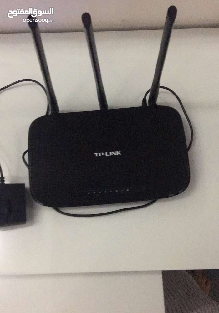 Tp-Link 450mbps Wireless/Wire Router with Ethernet port