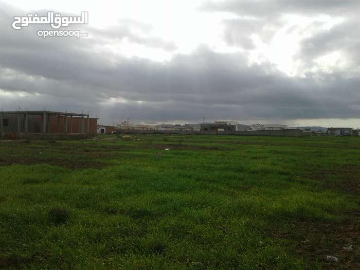 أرض ملك مسجلة بدفتر خانة أريانة و تباغ مساحتها 370 متر قرب المعهد الثانوي برواد
