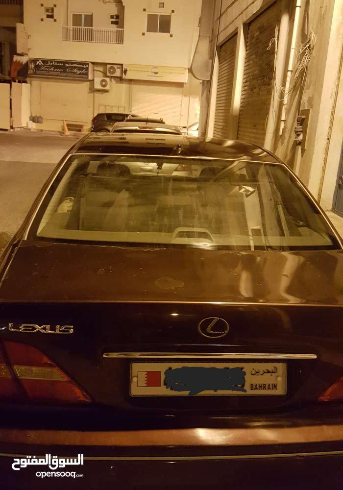 2003 Lexus for sale