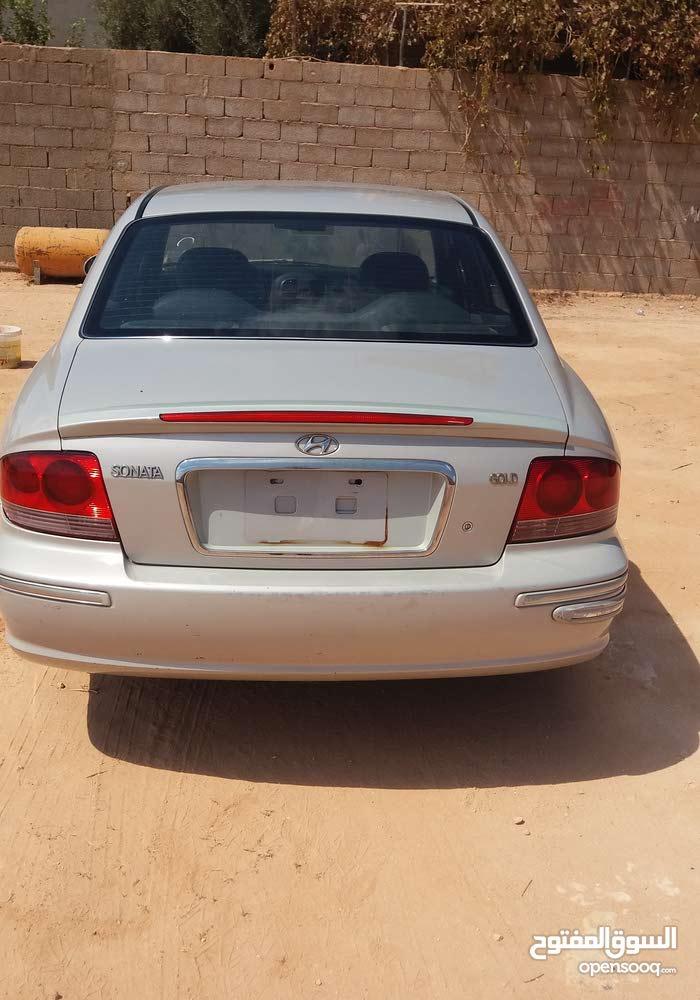 Used condition Hyundai Sonata 2002 with 0 km mileage