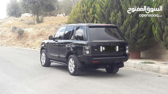 Range Rover Vogue for rent