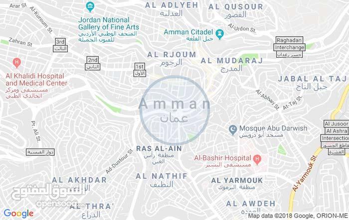 1100م الحويطي مرج الحمام قريب من طريق المطار سعر 210الف للجادين فرصة للاستثمار