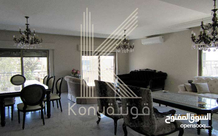 an apartment for sale in Amman Deir Ghbar