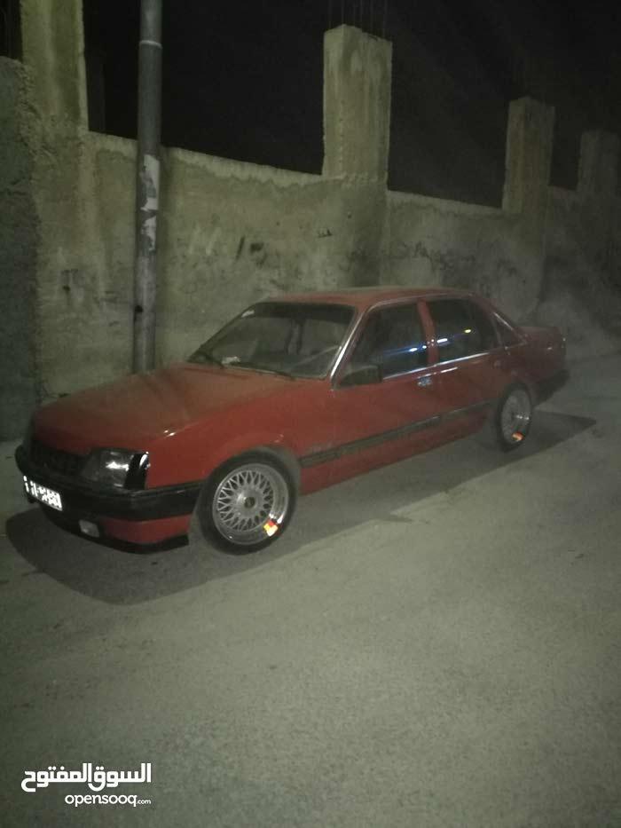 Manual Used Opel Rekord