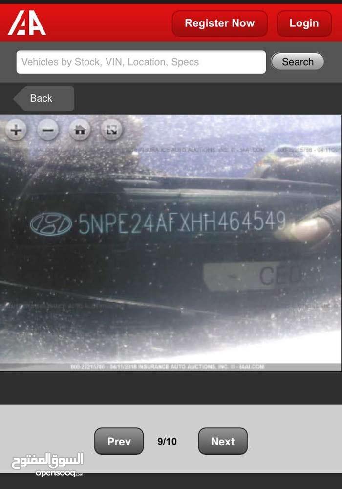 Available for sale! 40,000 - 49,999 km mileage Hyundai Sonata 2017