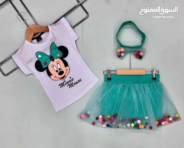 ملابس للاطفال صناعة تركية جديدة للبيع