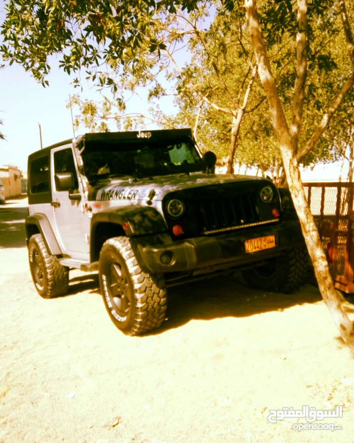 Manual Jeep 2007 for sale - Used - Muscat city