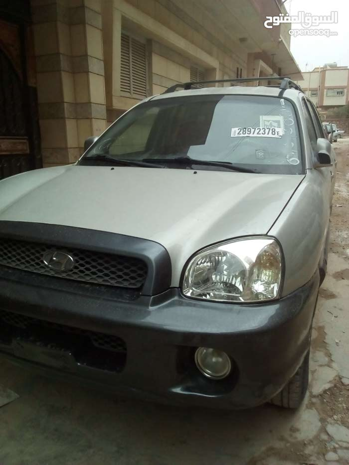 Hyundai Santa Fe for sale in Benghazi