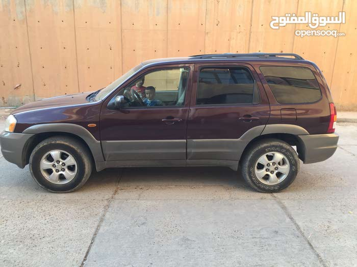 1 - 9,999 km mileage Mazda Tribute for sale