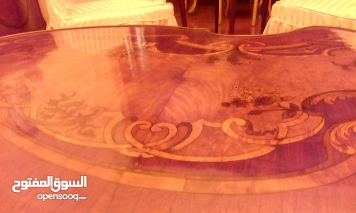 For sale Tables - Chairs - End Tables that's condition is Used - Cairo