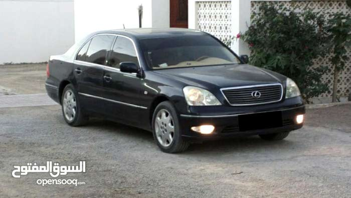 لكزس Ls430 2003