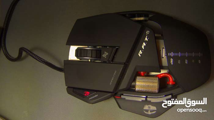 Mad Catz R.A.T.5 Gaming Mouse