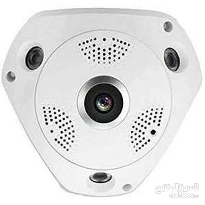 كاميرا مراقبة 360 درجة ( واى فاى )