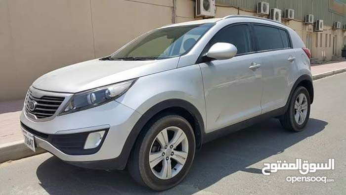 Kia Sportage 2012 perfect condition