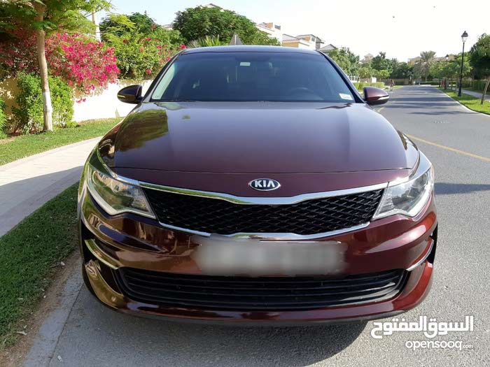 Kia Optima 2016 for sale in Dubai