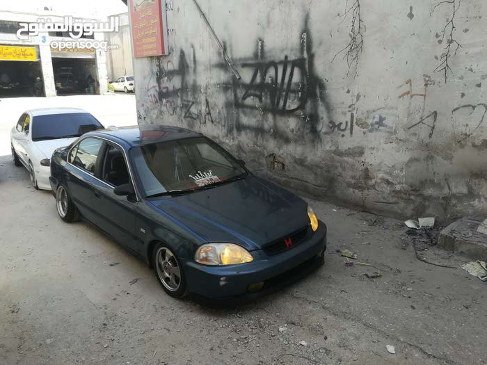Honda Civic made in 1998 for sale