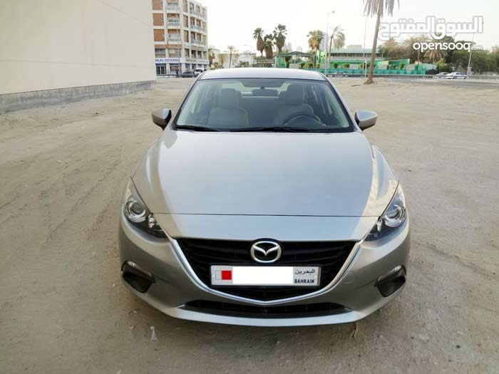 MAZDA 3 NEW SHAPE WELL MAINTAINED FOR SALE