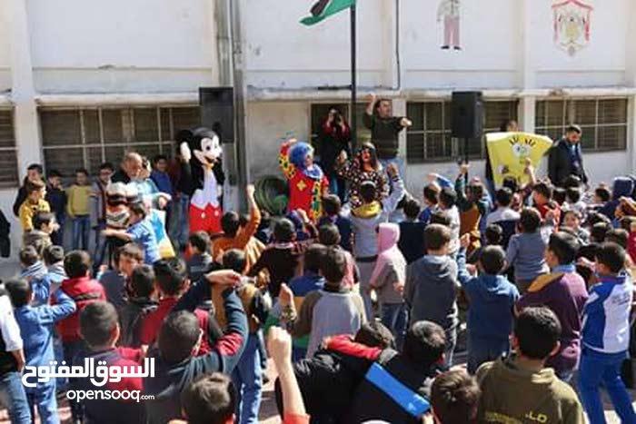 مهرجانات مدارس وروضات للأطفال