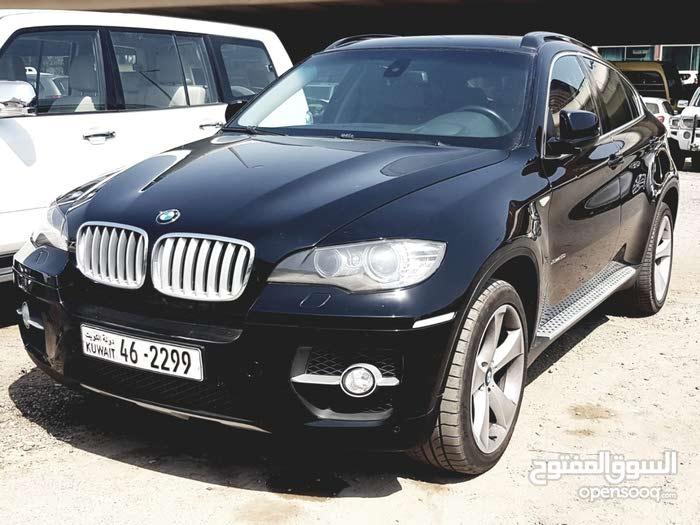 BMW X6 2010 For sale - Black color