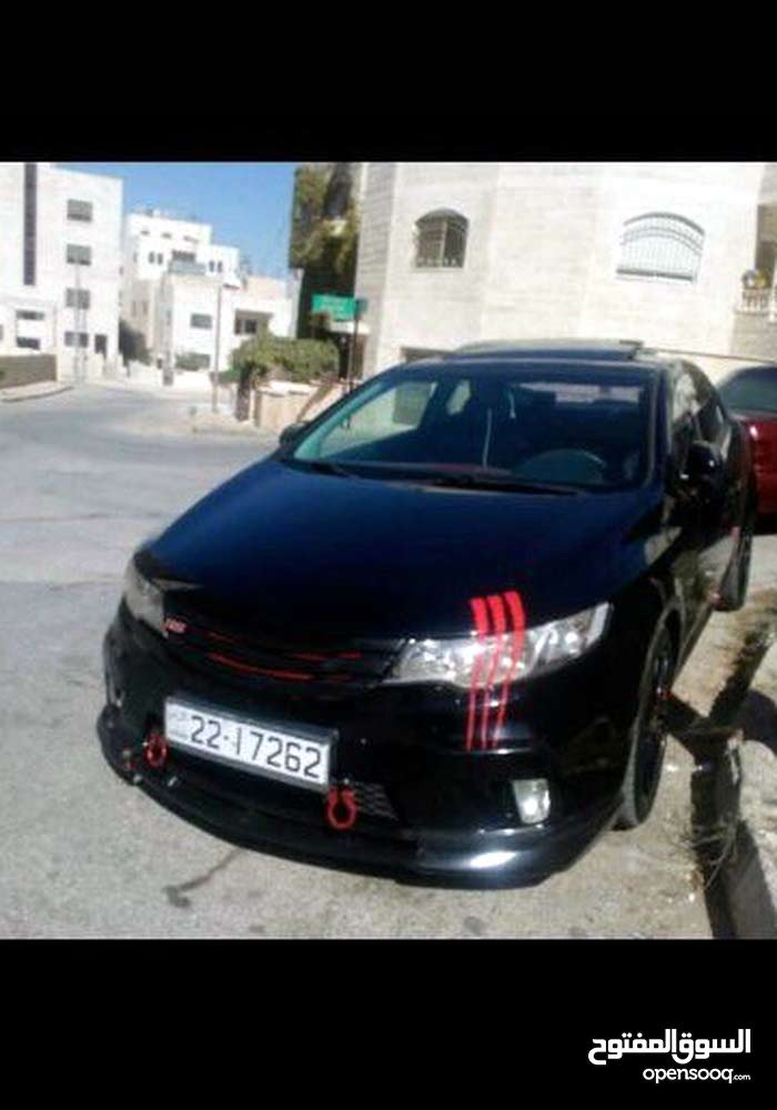 Kia Forte - Automatic for rent