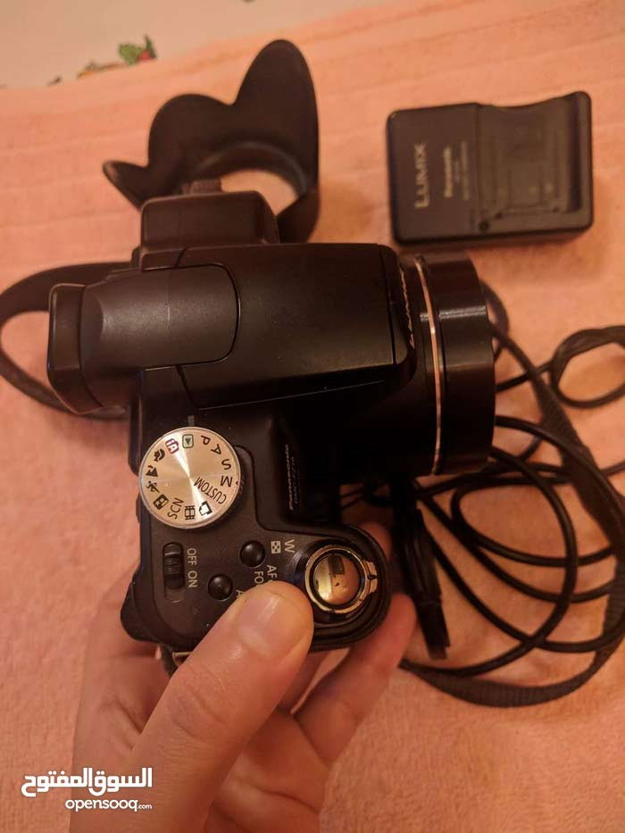 Caméra Panasonic Lumix photos et vidéos