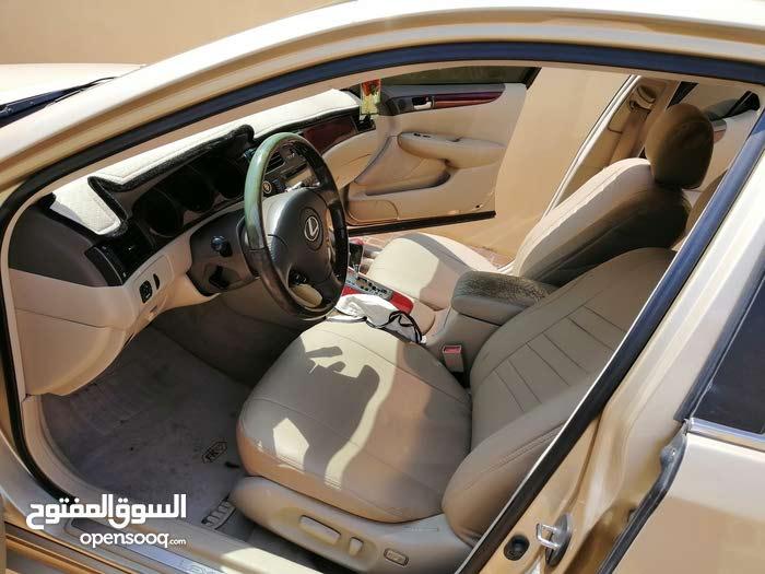 Automatic Lexus 2002 for sale - Used - Al Masn'a city